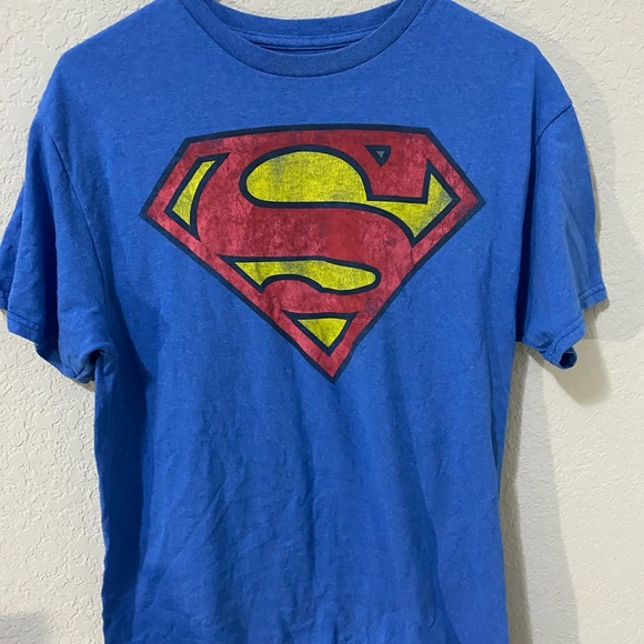 Other - superman shirt